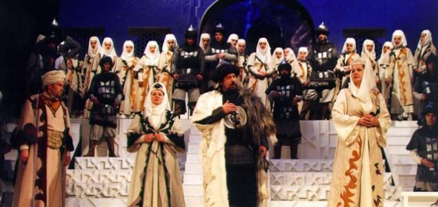 Hasanaginica kao međunarodna predstava
