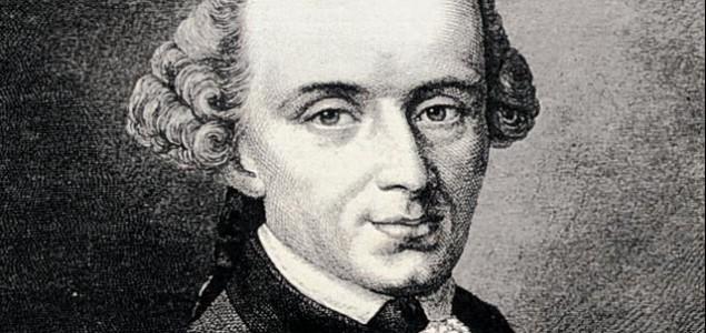 Kant naš svagdašnji