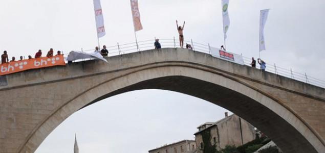 Danas 447 skokovi sa Starog mosta