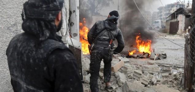 Sirija: Pronađena spaljena tijela 191 osobe, među kojima 15 djece