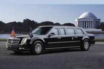 FOTO: Obama dobija novu blindiranu Zvijer