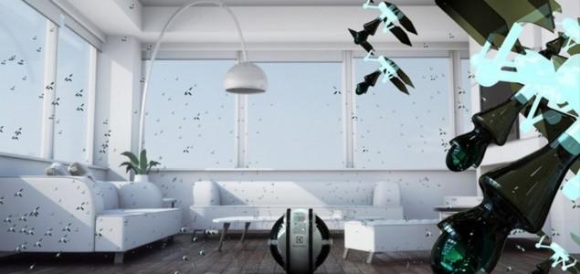 Leteći roboti će u budućnosti čistiti vaš dom