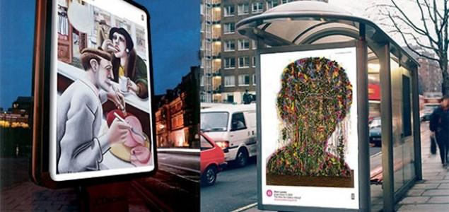 Britanci populariziraju umjetnost s 22 tisuće oglasa!