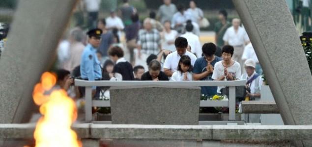 68 godina od nuklearnog napada na Hirošimu
