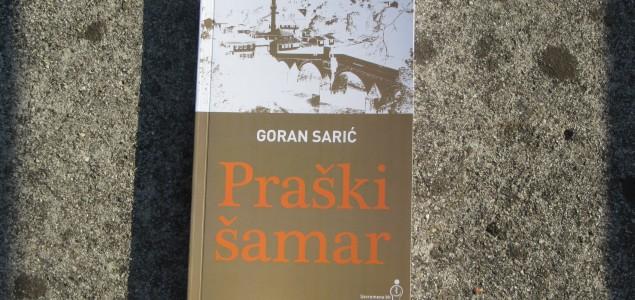 Nova knjiga Gorana Sarića oduševila kritičare