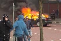 U nemirima u Belfastu povrijeđeno 26 policajaca