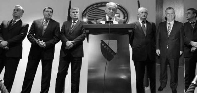 Salmedin Mesihović: Sedam tirana kontrolišu BiH