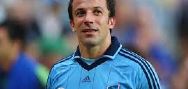 Del Piero: Tevezu i Juventusu želim sve najbolje