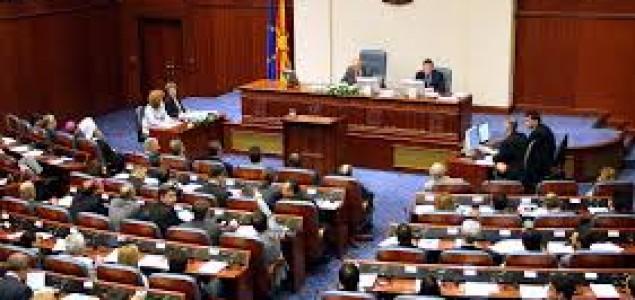 Makedonija: Homofobija u parlamentu