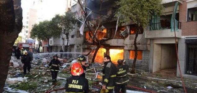 Eksplozija u zgradi u Argentini: Najmanje 12 mrtvih, 60 povrijeđenih i 15 nestalih
