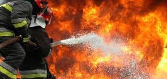 Grčka: Veliki požar kod Atene