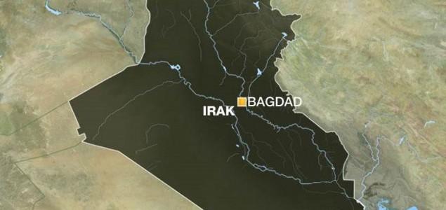 Serija smrtonosnih napada u Bagdadu
