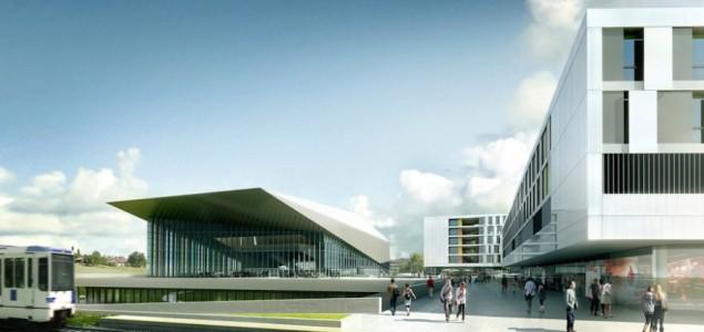 Solarne fasade za kongresni centar u Švicarskoj