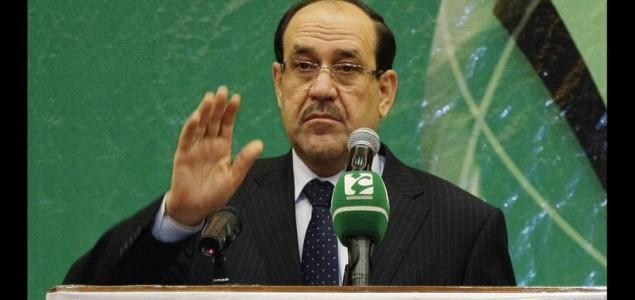 Maliki: Strani borci djeluju u Iraku