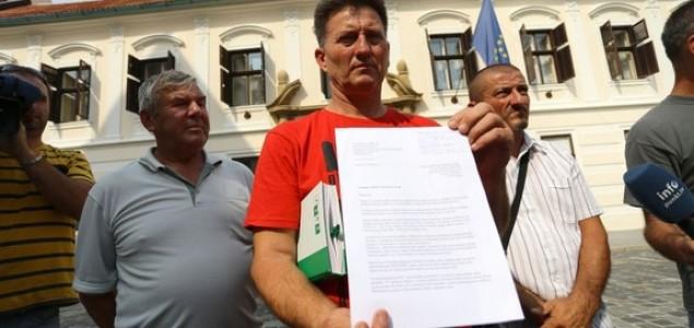 Seljaci prekinuli prosvjede; Vladu tuže Ustavnom sudu