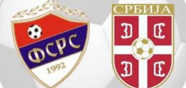 Vjerovatno nikada neće doći do utakmice Republika Srpska – Srbija?