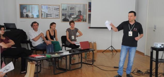 """KAMP """"INTERAKCIJA 2013"""" POČEO OKUPLJANJEM UČESNIKA U KULTURNOM CENTRU BEOGRADA"""