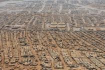 Jordan: Izbjeglički kamp sa 850 restorana