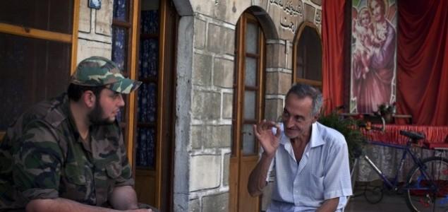 Druga strana Sirije: Kršćani iz Alepa preživljavaju zahvaljujući pobunjenicima