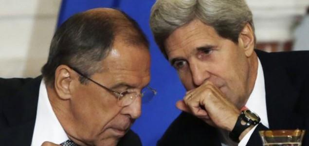 Keri i Lavrov razgovaraju o sirijskoj krizi