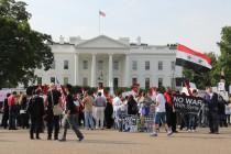 Washington: Oko 500 Assadovih pristalica protestovalo ispred Bijele kuće