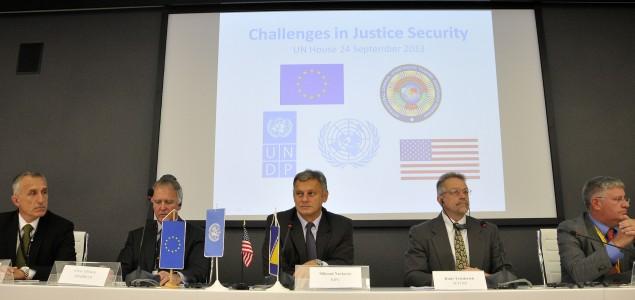 Konferencija o sigurnosti pravnog sistema BiH: Narušavanje sigurnosti sudija i tužilaca ne smije biti tolerisano