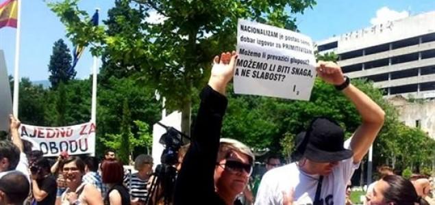 Podrška iz Mostara MMF prosvjedima i blokadi prometnica