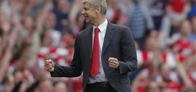 Arsenal nije počeo pregovore sa Wengerom