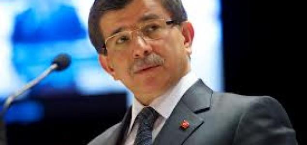 Davutoglu se sastao sa predstavnicima sirijske opozicije