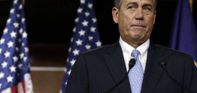 Predsjednik Zastupničkog doma SAD-a Boehner podržao Obamin poziv na vojnu intervenciju u Siriji