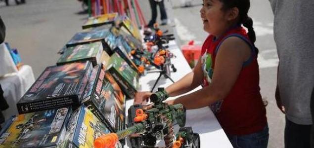 Brazil: Zabrana prodaje oružja igrački