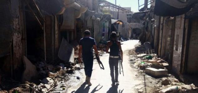 U Alepu od ponoći na snazi prekid vatre