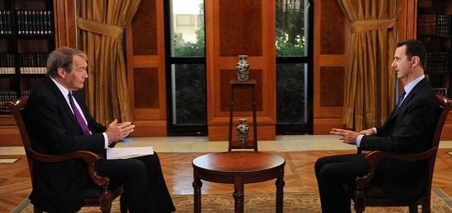 Bashar al-Assad za CBS: Mi smo još uvijek sekularna Sirija