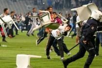 Turska policija privela 72 navijača istanbulskih fudbalskih klubova