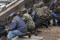 Kenijske snage bezbednosti preuzele kontrolu nad tržnim centrom