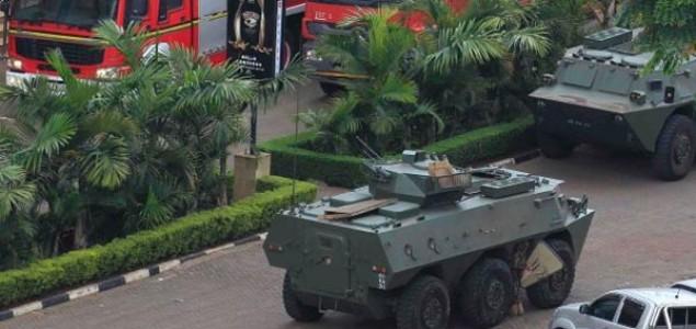 Teror u Nairobiju: Osveta islamista