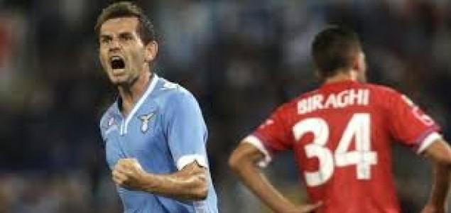 Lulić postigao pogodak za vodstvo Lazia protiv Catanije