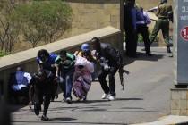 Dvadeset osoba ubijeno i pedesetak ranjeno u trgovačkom centru u Najrobiju