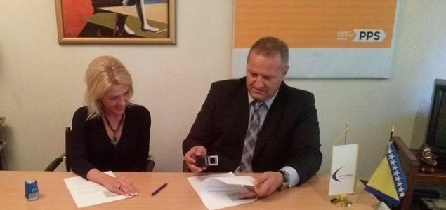 Poseta delegacije Novog pokreta BiH – Potpisivanje sporazuma o regionalnoj saradnji