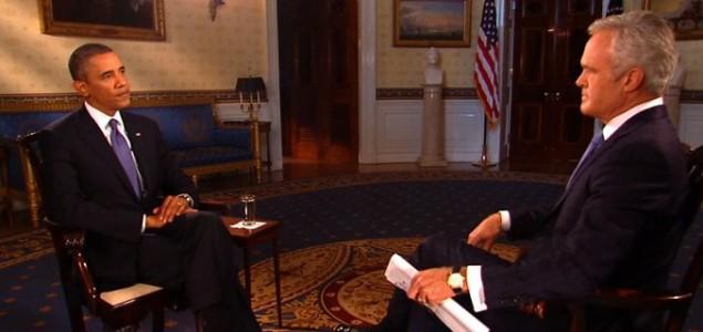Obama: Vojna akcija protiv Sirije na čekanju