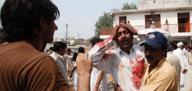 Krvavi dan u Pakistanu: U nizu napada ubijeno 50 osoba