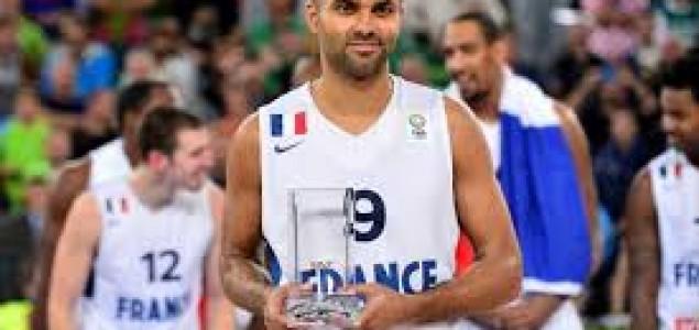 Tony Parker MVP Eurobasketa u Sloveniji