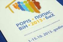 Popis 2013: BiH ima 3.531.159 stanovnika