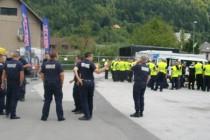Pred meč u Jesenicama potukli su navijači Srbije i BiH