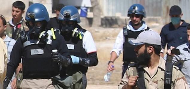 UN: Analiza uzoraka iz Sirije će trajati tri sedmice