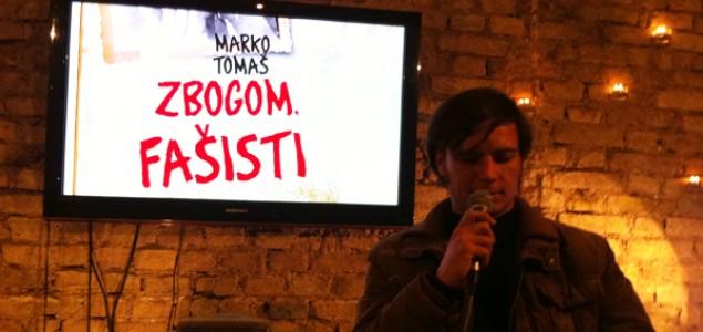 Intervju – Marko Tomaš: Svi tiho trunemo ispod naslaga bedastog naci kiča kojim nas svako malo zasipaju