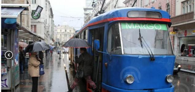 Saobraćajni kolaps u Sarajevu