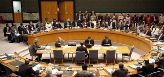 Vijeće sigurnosti UN-a postiglo dogovor oko uništenja hemijskog oružja u Siriji