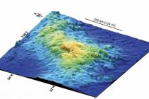Novootkriveni gigantski vulkan ispod mora najveći je na svijetu