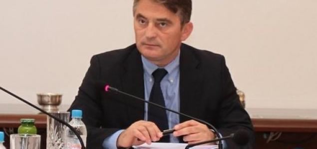 Predstavljanje svih kandidata Demokratske fronte – Željko Komšić u Sarajevu